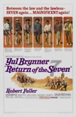 Return of the Seven DVD Release Date