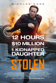 Stolen DVD Release Date