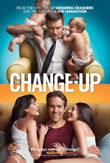 The Change-Up Blu-ray release date
