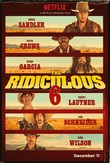 The Ridiculous 6 DVD Release Date