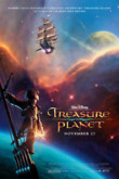 Treasure Planet DVD Release Date