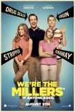 We're the Millers DVD Release Date