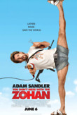 You Don't Mess with the Zohan DVD Release Date