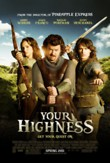 Your Highness DVD Release Date