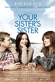 Your Sister's Sister DVD Release Date