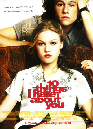 10 Things I Hate About You (1999) DVD Release Date