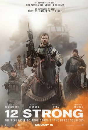 12 Strong (2018) DVD Release Date