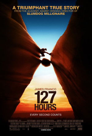 127 Hours (2010) DVD Release Date