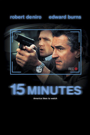 15 Minutes (2001) DVD Release Date