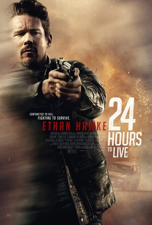 24 Hours to Live (2017) DVD Release Date