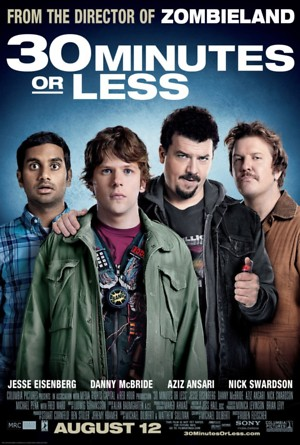 30 Minutes or Less (2011) DVD Release Date