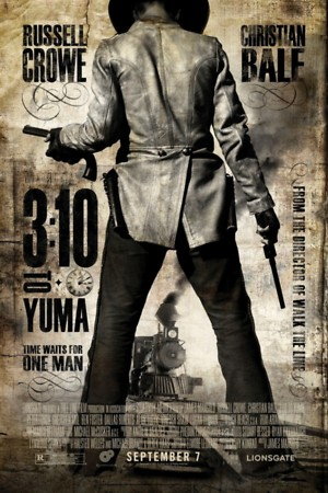 3:10 to Yuma (2007) DVD Release Date