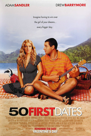 50 First Dates (2004) DVD Release Date