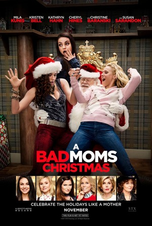 A Bad Moms Christmas (2017) DVD Release Date