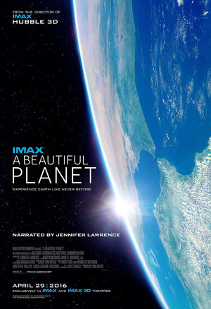 A Beautiful Planet (2016) DVD Release Date