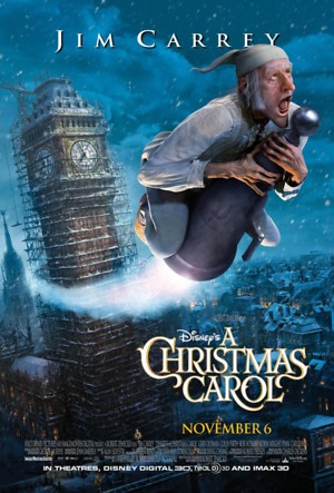 A Christmas Carol (2009) DVD Release Date