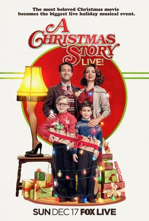 A Christmas Story Live! (TV Movie 2017) DVD Release Date