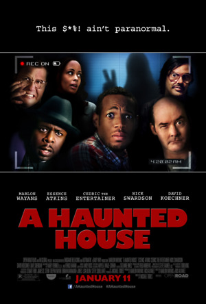 A Haunted House (2013) DVD Release Date