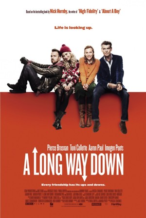 A Long Way Down (2014) DVD Release Date