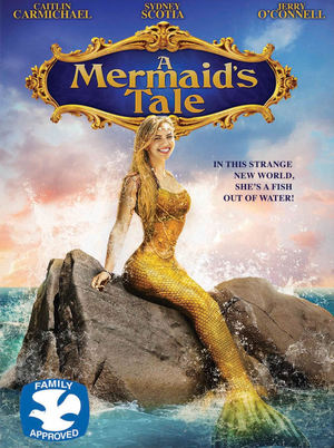 A Mermaid's Tale (2016) DVD Release Date