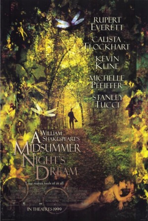 A Midsummer Night's Dream (1999) DVD Release Date