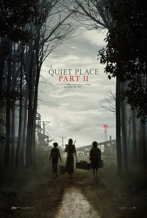 A Quiet Place Part II (2020) DVD Release Date