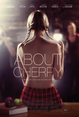 About Cherry (2012) DVD Release Date