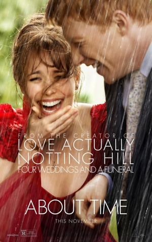 About Time (2013) DVD Release Date