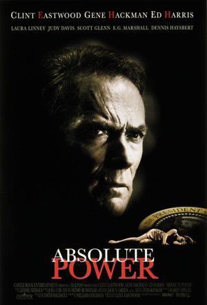 Absolute Power (1997) DVD Release Date