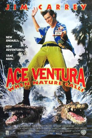 Ace Ventura: When Nature Calls (1995) DVD Release Date