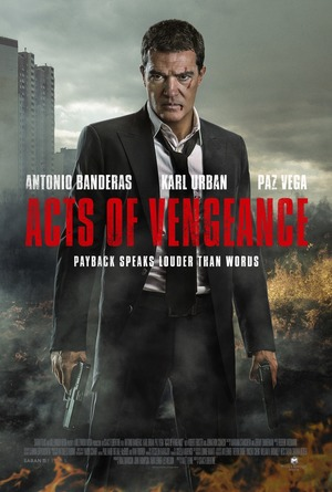 Acts Of Vengeance (2017) DVD Release Date