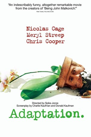 Adaptation. (2002) DVD Release Date