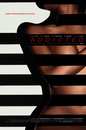 Addicted (2014) DVD Release Date