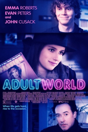 Adult World (2013) DVD Release Date