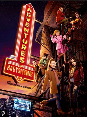 Adventures in Babysitting (TV Movie 2016) DVD Release Date