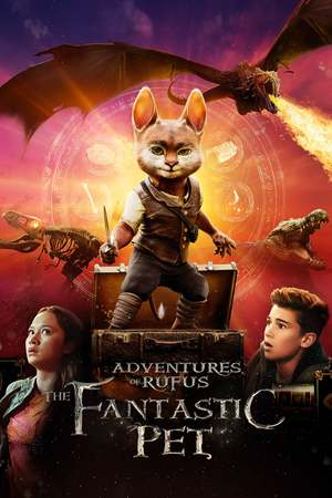 Adventures of Rufus: the Fantastic Pet (2020) DVD Release Date