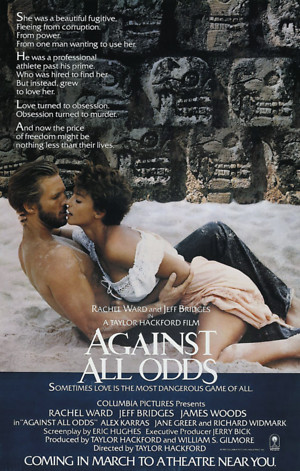 Against All Odds (1984) DVD Release Date