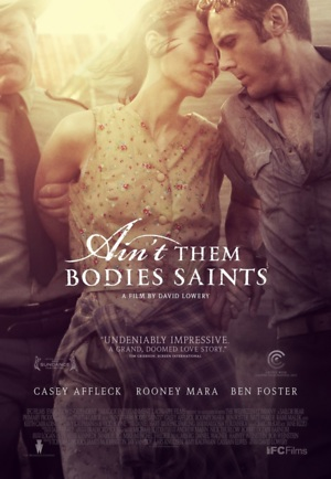 Ain't Them Bodies Saints (2013) DVD Release Date