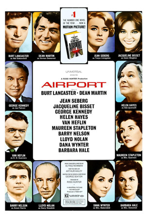 Airport (1970) DVD Release Date