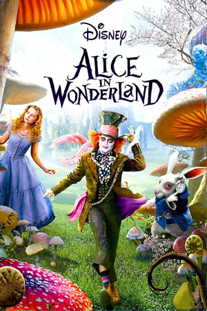 Alice in Wonderland (2010) DVD Release Date