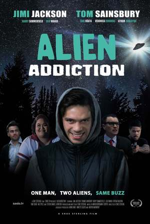 Alien Addiction (2018) DVD Release Date