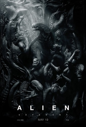 Alien Covenant (2017) DVD Release Date