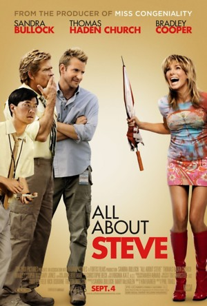 All About Steve (2009) DVD Release Date