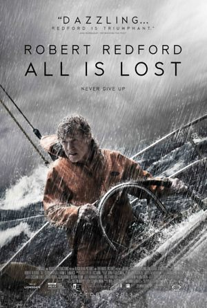 All Is Lost (2013) DVD Release Date