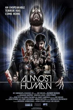 Almost Human (TV Series 2013- ) DVD Release Date