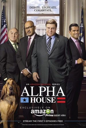 Alpha House (TV Series 2013- ) DVD Release Date