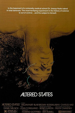 Altered States (1980) DVD Release Date