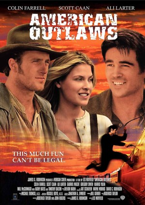 American Outlaws (2001) DVD Release Date