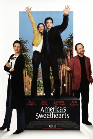 America's Sweethearts (2001) DVD Release Date
