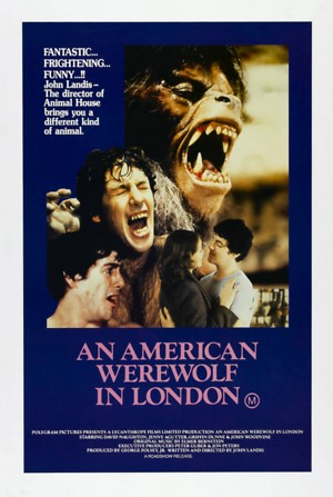 An American Werewolf in London (1981) DVD Release Date